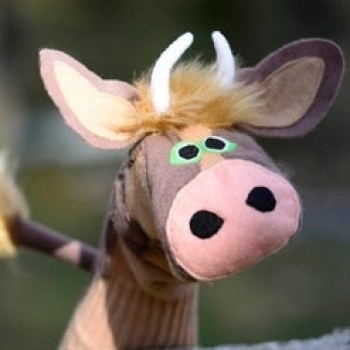 Socko Puppet