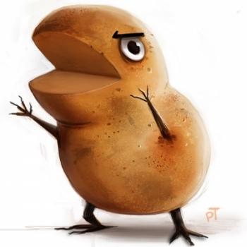 Angry Potato