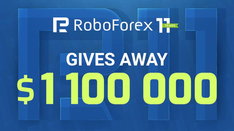roboforex 11 years