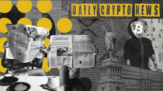Crypto Flipsider News – July 21st – Circle's Latest Acquisitions, The European Commission, Crypto Unicorn, Cathie Woods and Rothschild, NFT news