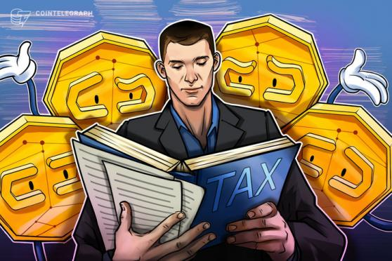 Crypto tax startup TaxBit reportedly in talks for unicorn-level funding