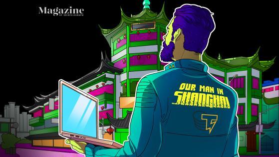 Shanghai Man: US senators tell athletes to avoid digital yuan, Chinese exchange volumes rebound … and more