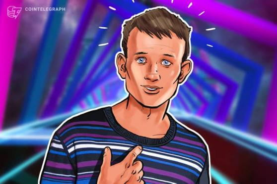 Vitalik Buterin makes list of Time magazine's 100 most influential people in 2021