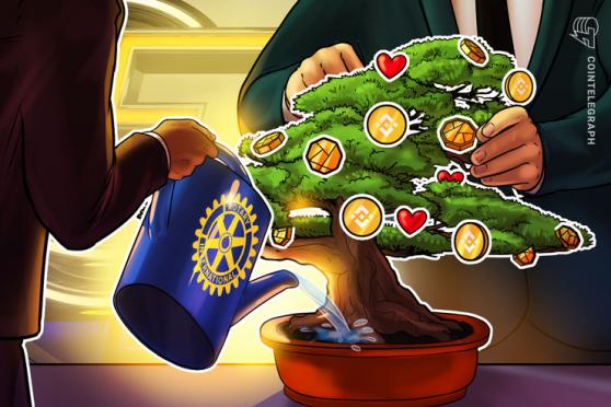 Cointelegraph launches celebrity NFT charity campaign with Binance