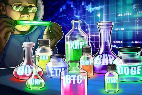 Price analysis 9/6: BTC, ETH, ADA, BNB, XRP, SOL, DOGE, DOT, UNI, LINK
