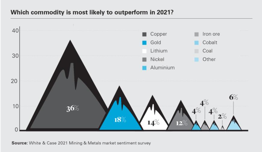Commodity Performance 2021