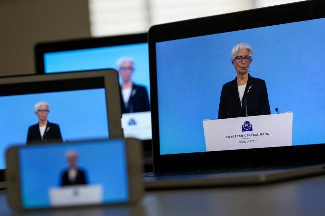 Lagarde Says ECB Making 'Good Progress' on Strategy Overhaul