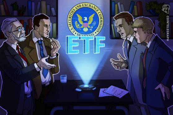 Fund management firm Global X files with the SEC for a Bitcoin ETF