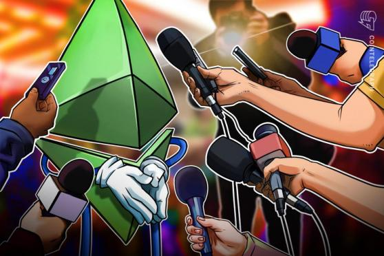 Ethereum Classic price has nearly doubled days after Digital Currency Group's $50M bet