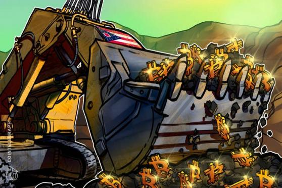 Ohio to host BIT Mining's new 85 MW Bitcoin mining facility