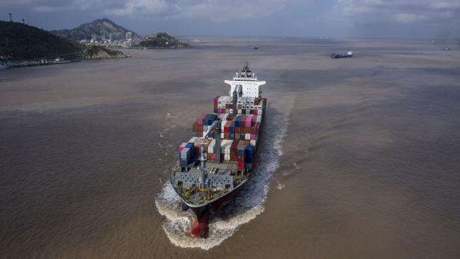 China's Exports Climb About 20% in September Despite Energy Crisis