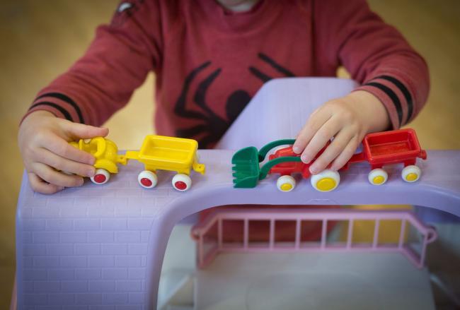 Inadequate U.S. Child-Care System Hampers Economy, Treasury Says