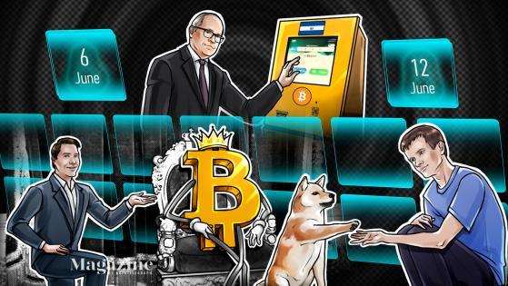 Bitcoin under threat, El Salvador rejected, Mark Cuban stung, McAfee 'has nothing': Hodler's Digest, June 13–19