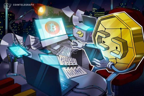 Near Protocol, Algorand and PowerPool rebound while Bitcoin consolidates