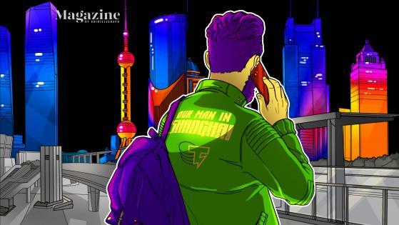 Shanghai Man: RMB stablecoin in Shanghai, Evergrande FUD, and FTX gains ground
