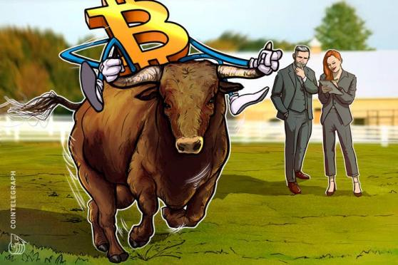 The Bitcoin metric that flipped green just before $50K BTC price bull run is back