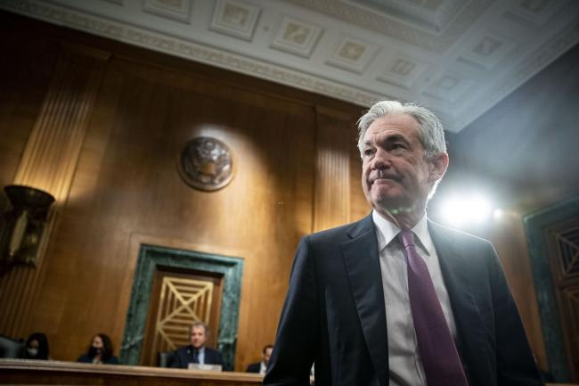 Powell Backed for Fed Chair by Authors of Dodd-Frank Bank Reform