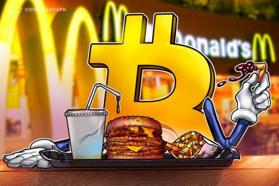 McDonald's now accepts Bitcoin, but only in El Salvador