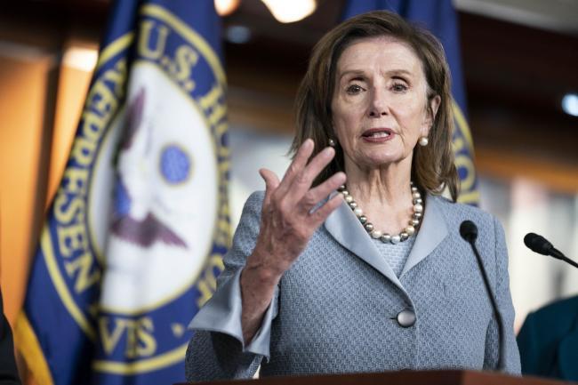 Pelosi Urged to Address SALT Write-Off at White House Meeting