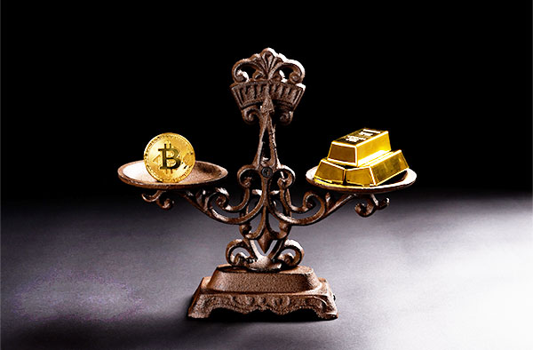 Can't Decide Between Gold or Bitcoin? Why Not Both?