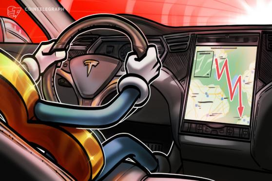 Pundits say Bitcoin's brutal quarter could see Tesla report up to a $100M loss for Q2