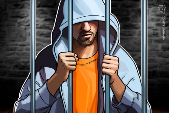 ETH developer Virgil Griffith back in jail after allegedly checking Coinbase account
