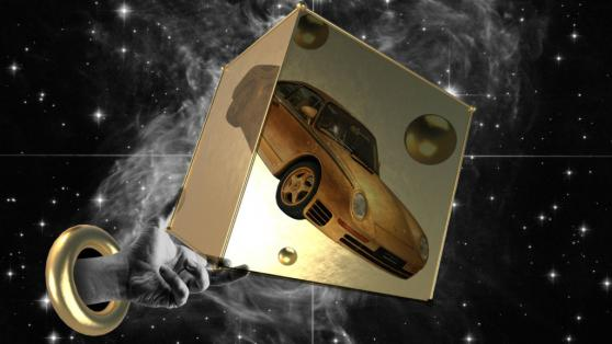 Porsche Steers into NFT Bandwagon