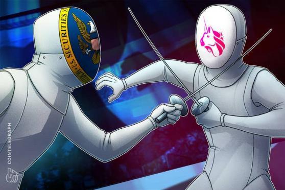 SEC reportedly investigates decentralized exchange Uniswap