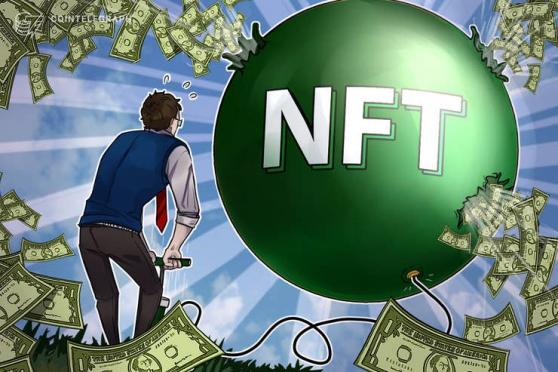 OpenSea exec used the platform's influence to pump his own NFTs
