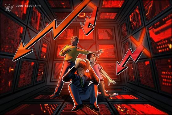 'Extreme fear' as Bitcoin falls below $40K ... and then bounces